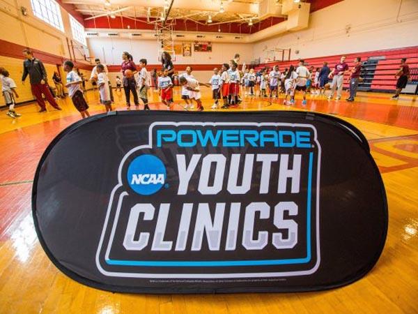 2016 NCAA Final Four / Powerade Youth Clinics / Houston